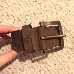 Armani Jeans Other - Almost new Armani jeans belt