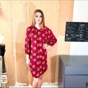Tucker Dresses & Skirts - TUCKER FOR TARGET FLORAL DRESS #277