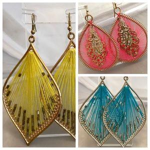 Jewelry - 5 for $25-- NIB New Fashion earrings