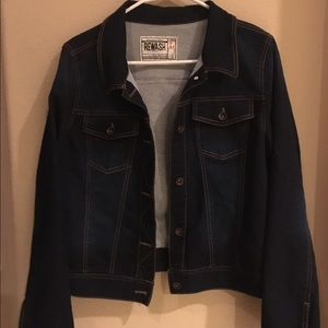 Rewash Jackets & Blazers - Super Cute Jean Jacket! :)