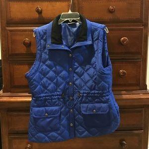 activology Jackets & Blazers - Activology royal blue vest, women's large