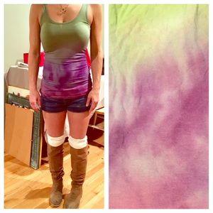 Boho Loco Fashion Boutique Tops - Tie Dye Tank NWOT
