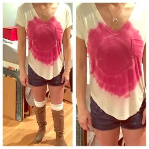 Boho Loco Fashion Boutique Tops - Tie Dye Tee NWOT