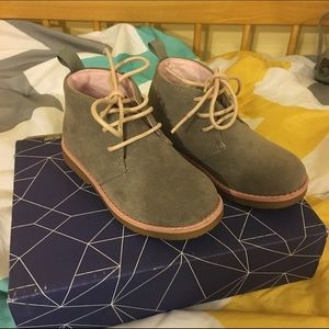 Primary Other - Gray boots