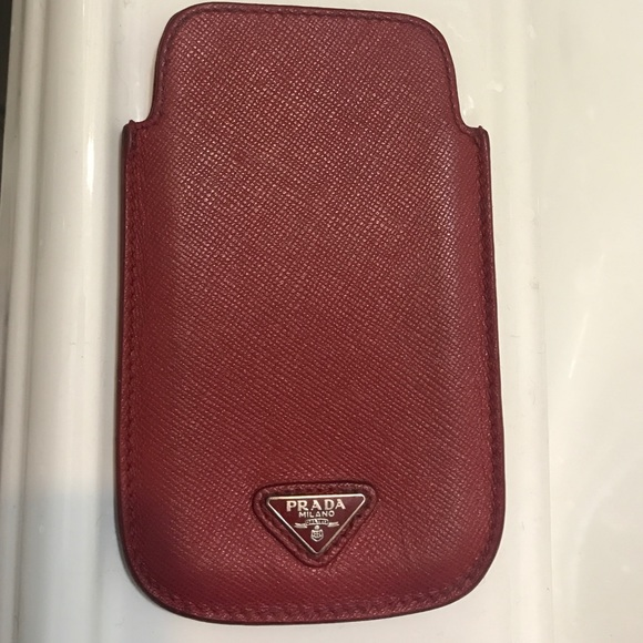 Prada Phone Case