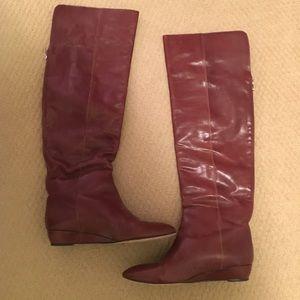 Loeffler Randall Shoes - Loeffler Randall Riley Over the Knee Boots!Sz 8.5