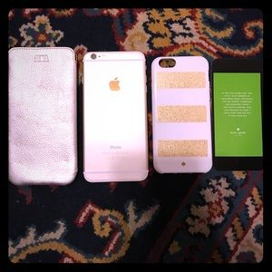 ✨☝🏽LST CHCE✨NWT KATE SPADE IPHONE CASE 6👌🏽🎁
