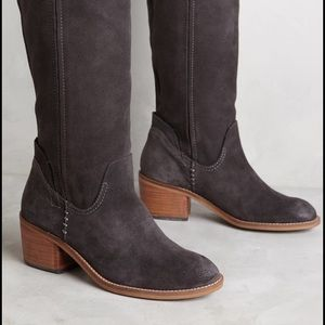 Grey Dolce Vita Boots