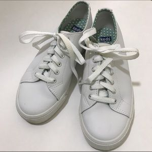 keds white canvas tennis shoes
