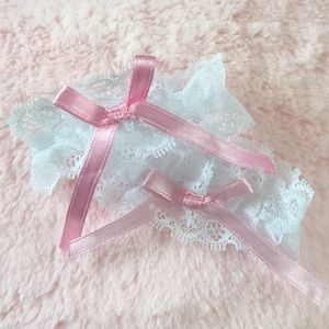 Accessories - Lolita Lace Wrist Cuffs