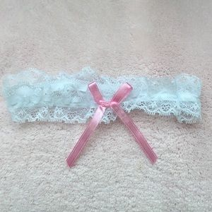 Accessories - Lolita Lace Choker/Thigh Garter