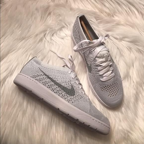 cc5e51cda6 Nike Tennis Classic Ultra Flyknit Sneakers