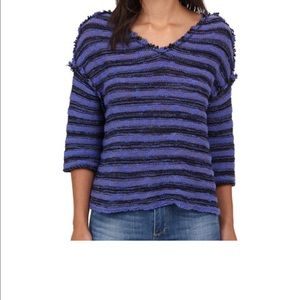 """Free People """"Spells Trouble"""" Pullover"""
