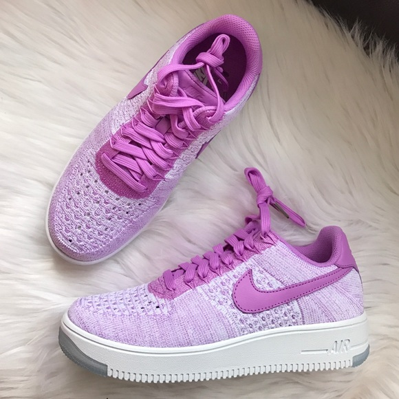 free shipping d98e9 6556a Nike Air Force 1 Flyknit Sneakers