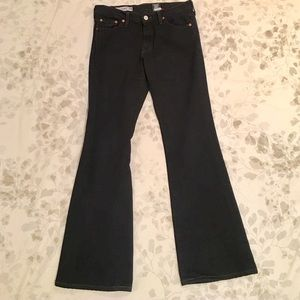 Red Engine Pants - Black Bootcut Jeans by Red Engine