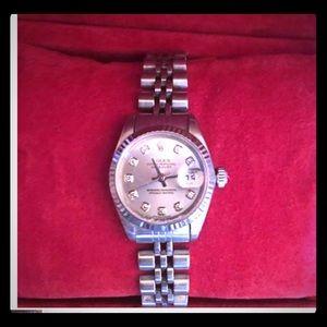 Rolex Accessories - Women Date Just Rolex