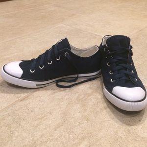 9e04757a4bf86b Lacoste Shoes - Lacoste L27 Canvas Lace-Up Sneaker