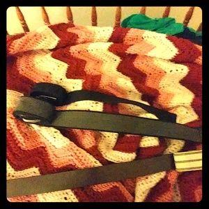 3 belt bundle