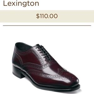 Florsheim Other - Like New Florsheim Lexington wingtips!
