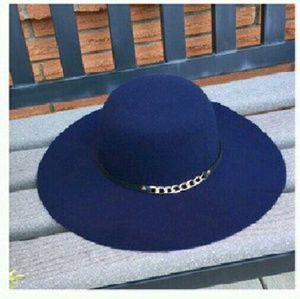 Infinity Raine Accessories - •Chain Panama Hat•