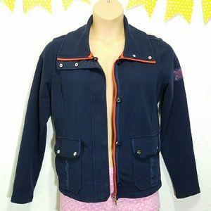 L-Ralph Lauren Active Workout Zip Up Sweatshirt H2