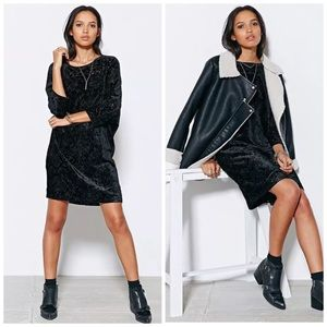 Urban Outfitters Dresses & Skirts - Silence & noise velvet DRESS URBAN OUTFITTERS NEW