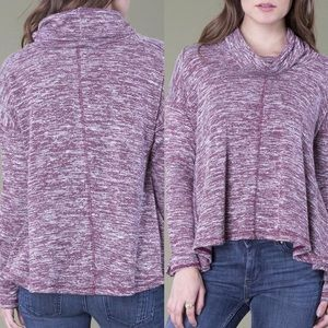 Others Follow Sweaters - NWT Open Arms Long Sleeve Top, Size M