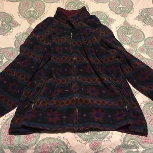 Jack Wolfskin Jackets & Blazers - Retro Fleece Jacket