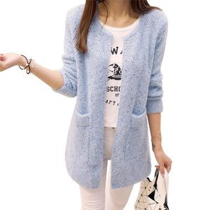 ✨Host Pick✨Powder Blue Soft & Cozy Knit Cardigan✨