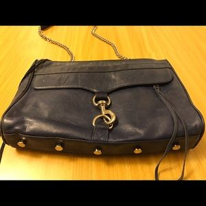 Rebecca Minkoff Mac Daddy royal dark blue