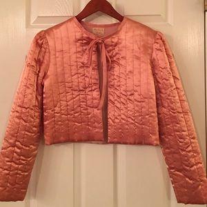 Custom Jackets & Blazers - 🌺Custom Made Satin Bed Jacket🌺