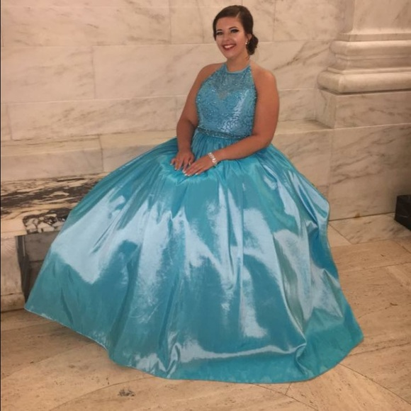 Sherri Hill Dresses 2016 Prom Dress Size 14 Poshmark