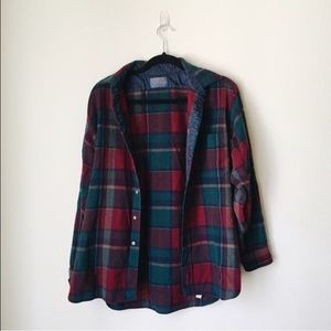 Pendleton Tops - Pendleton Oversized Flannel