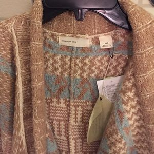 sleeping on snow Sweaters - Vest sweater