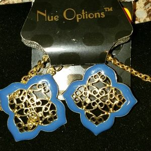 Jewelry - Nue Options necklace and earrings set