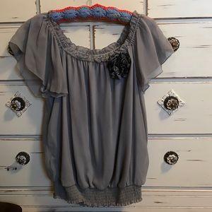 NEW Dress Barn Blouse 