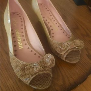Brand new, without box, Libby Edelman shoes