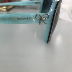 c52d5218796 Accessories - Tiffany   Co twist square bow sunglasses