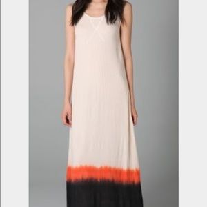 Aiko Dresses & Skirts - Aiko Ombre Bottom Maxi Dress