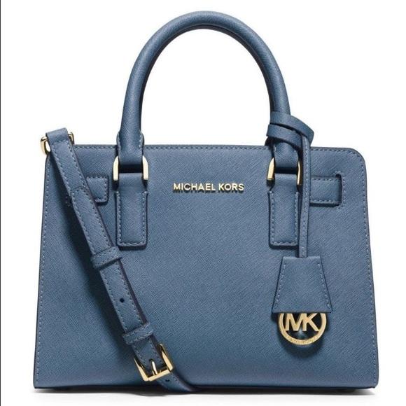 7bbea1d756cf MK Dillon Small handbag NWT