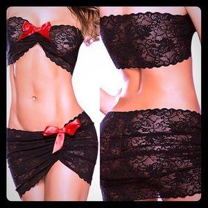 Other - 2 piece lace lingerie