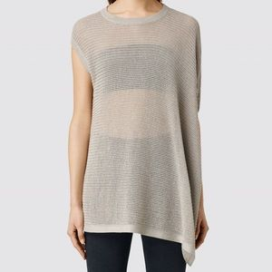 All Saints Aster Knitted Tunic