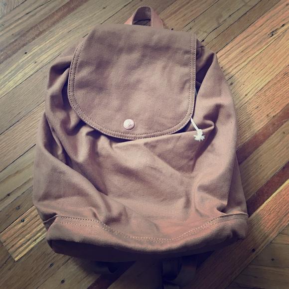 cf408594a36 Herschel Reid Mid select series brown backpack