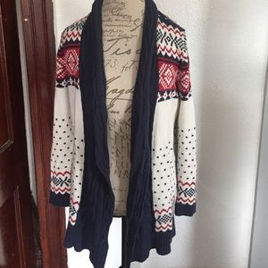 Tommy Hilfiger Sweaters - Tommy Hilfiger winter open cardigan