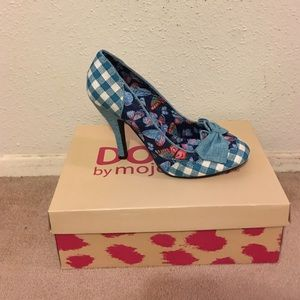Mojo Moxy Shoes - Eclectic soul wanted!
