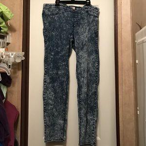 lei stretch jeans size XL