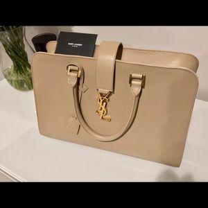 Saint Laurent Handbags - YSL Cabas large satchel