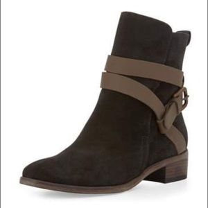 See by Chloe Shoes - See by Chloe 'Janis' Suede Ankle Boot