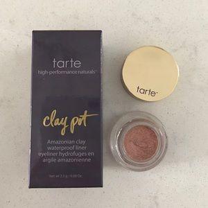Tarte Other - Tarte Limited Edition Rose Gold Clay Pot Eyeliner