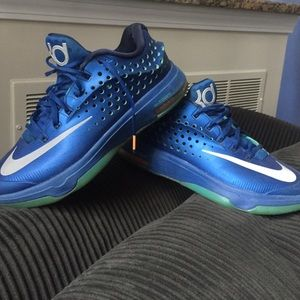 Nike Other - ALL OFFERS ACCEPTED Royal Blue Nike KDs